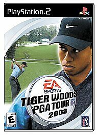 Tiger woods 2003 OCCASION Playstation 2