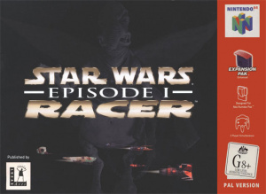 Star Wars Episode 1 US OCCASION Nintendo 64