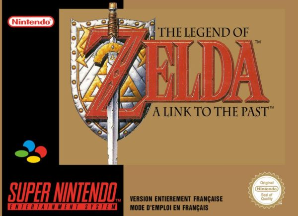 Zelda a Link to the past OCCASION Super nintendo