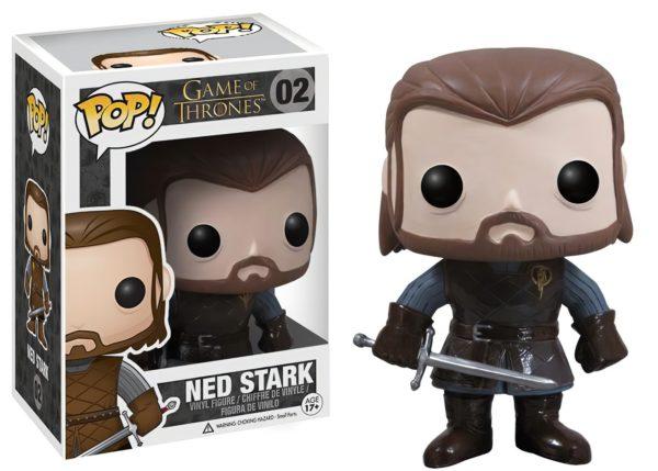 Game Of Thrones : Ned Stark NEUF Funko POP!