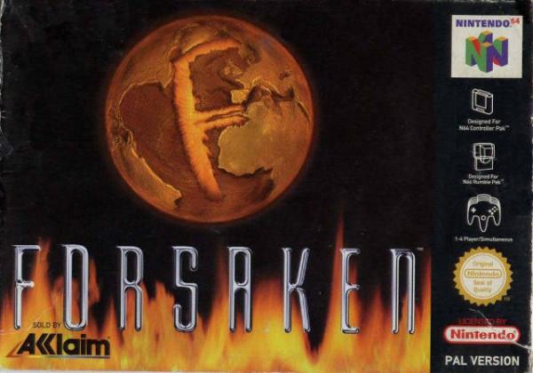 Forsaken OCCASION (Cartouche seule) Nintendo 64