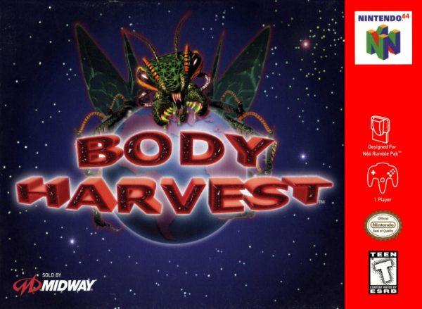 Harvest Body OCCASION (Cartouche seule) Nintendo 64