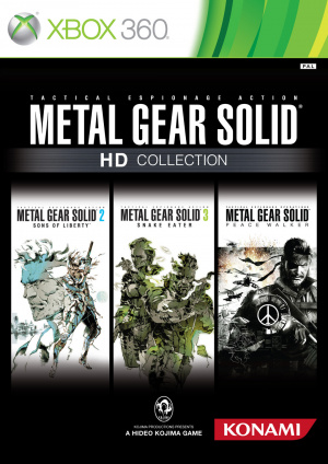 Metal Gear Solid HD Collection OCCASION Xbox 360