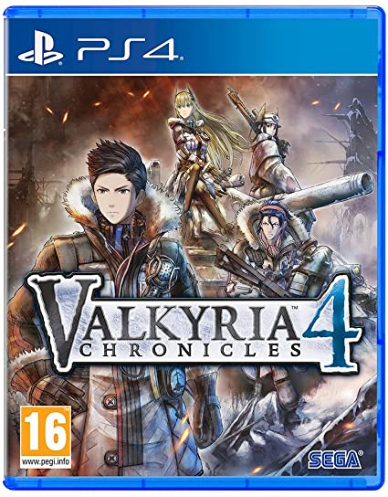 Valkyria Chronicles 4 Day One Edition OCCASION Playstation 4