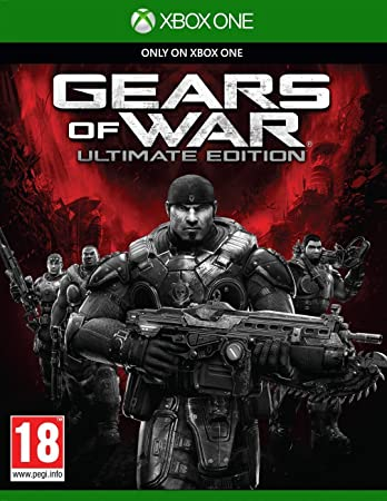 Gears of War Ultimate Edition OCCASION Xbox one
