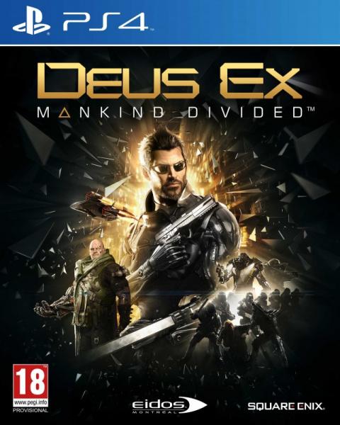 Deus Ex Mankind Divided OCCASION Playstation 4