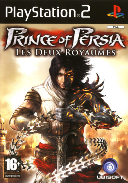 Prince of persia les 2 royaumes OCCASION Playstation 2