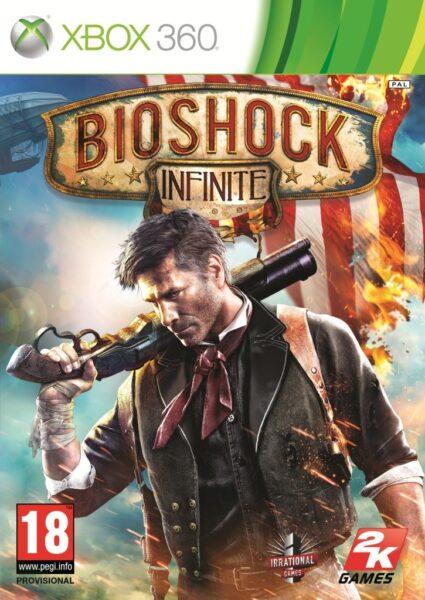 Bioshock infinite OCCASION Xbox 360