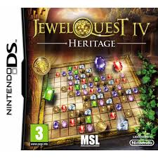 Jewel Quest IV Heritage OCCASION DS