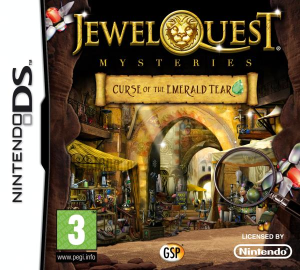 Jewel Quest Mysteries OCCASION DS