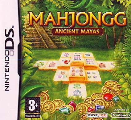 Mahjongg Ancient Mayas OCCASION DS