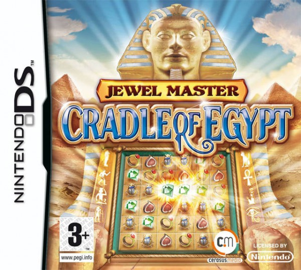 Jewel Cradle Of Egypt OCCASION DS
