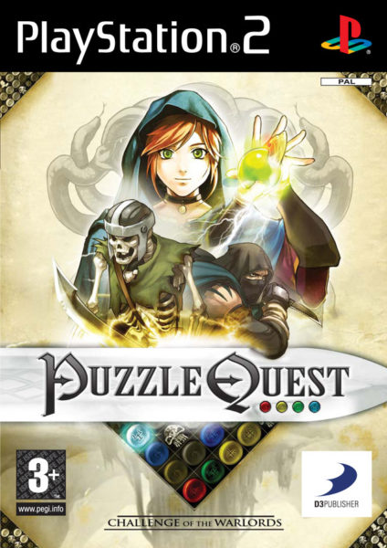 Puzzle Quest OCCASION Playstation 2
