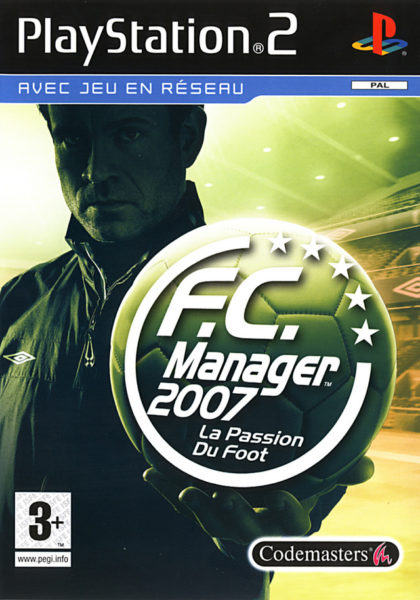 F. C. Manager 2007 OCCASION Playstation 2