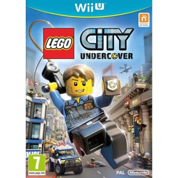 Lego City Undercover OCCASION Nintendo Wii U