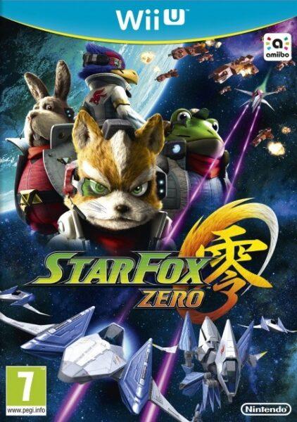 Star Fox Zero OCCASION Nintendo Wii U
