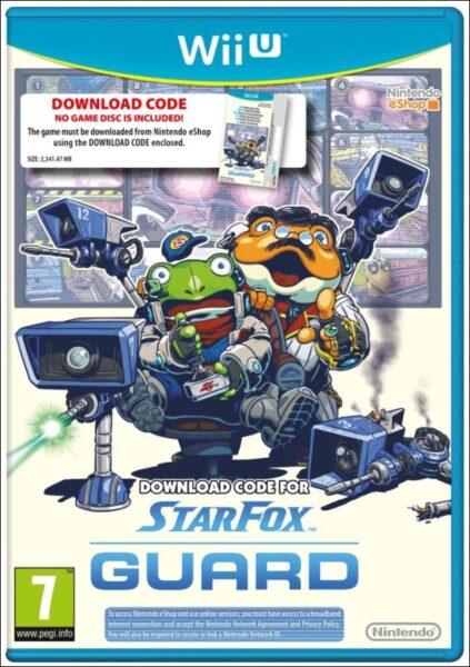 Star Fox Guard OCCASION Nintendo Wii U