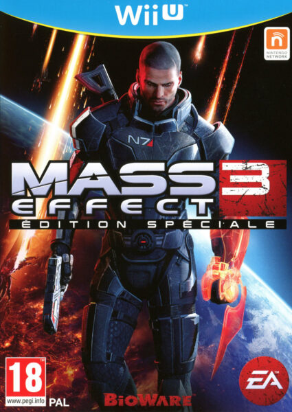 Mass Effect 3 OCCASION Nintendo Wii U