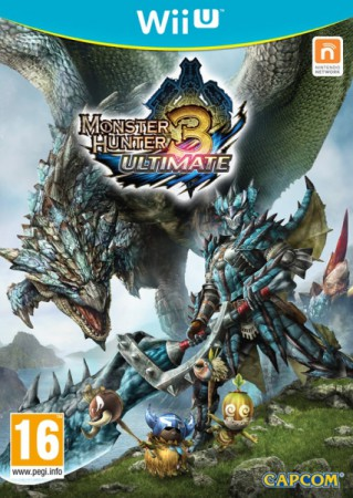 Monster Hunter 3 OCCASION Nintendo Wii U