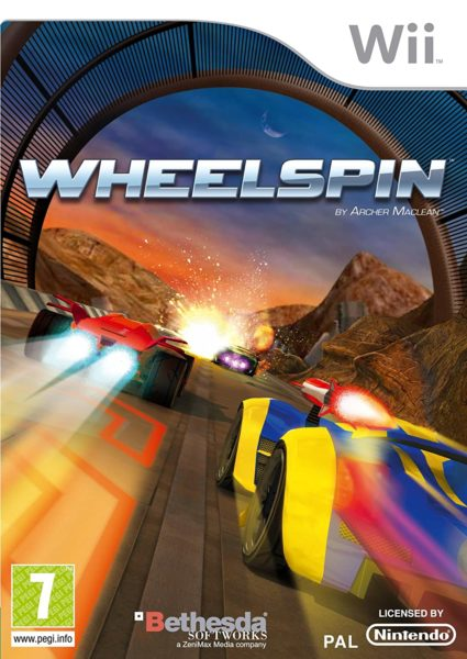 Wheelspin OCCASION Nintendo Wii