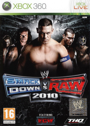 Smackdown 2010 OCCASION Xbox 360