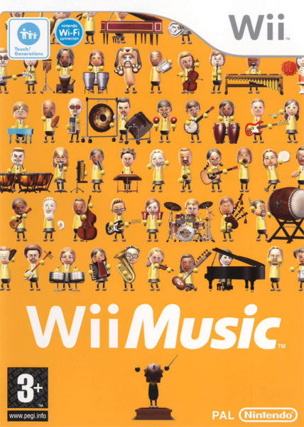 Wii Music OCCASION Nintendo Wii