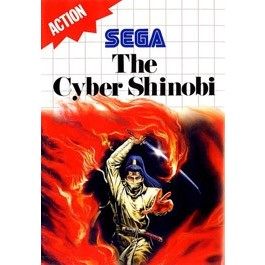 The Cyber Shinobi OCCASION Sega master system