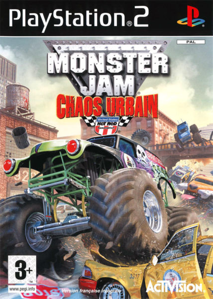 Monster Jam Chaos Urbain OCCASION Playstation 2