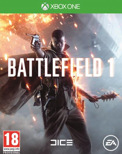 Battlefield 1 OCCASION Xbox one
