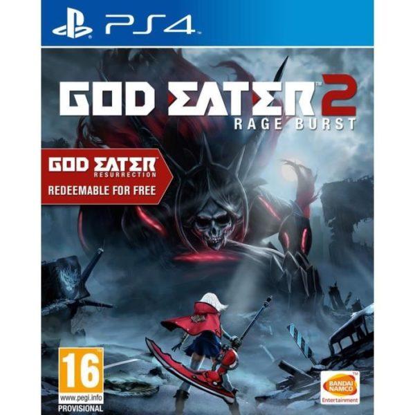 God Eater 2 Rage Burst OCCASION Playstation 4