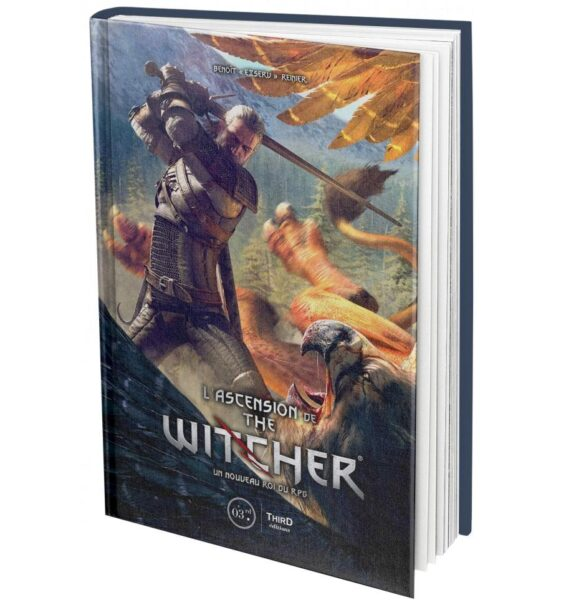 The Witcher NEUF Livre