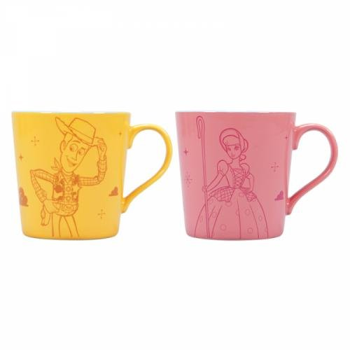 Toy Story : Woody And Bo Peep NEUF Mugs