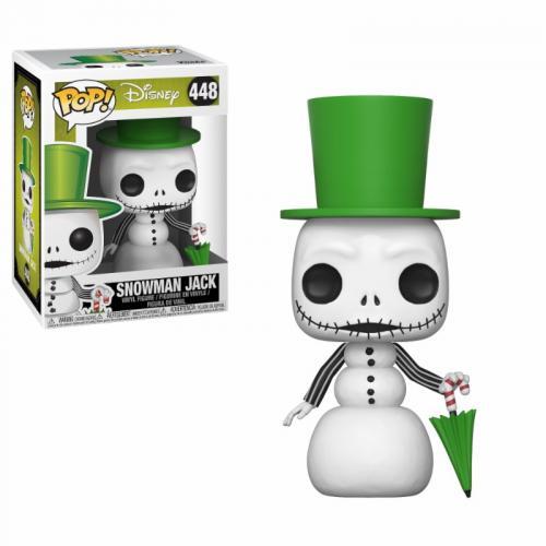 Disney : Snowman Jack NEUF Funko POP!
