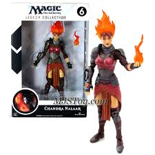 Magic : Chandra NEUF Figurines