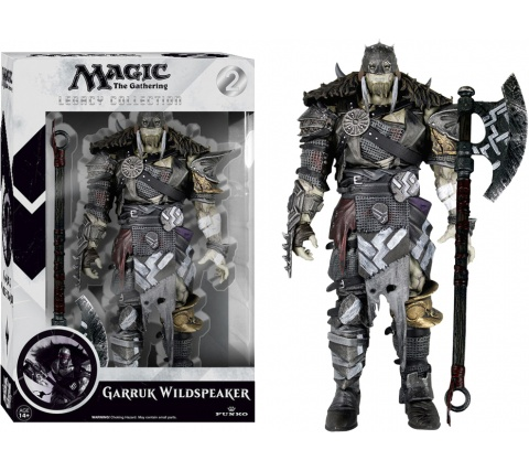 Magic : Garruk Wildspeaker NEUF Figurines