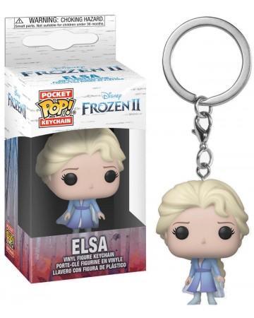 Disney : Elsa NEUF Porte-Clés
