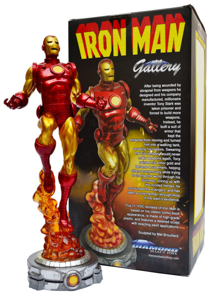 Marvel : Iron Man NEUF Figurines