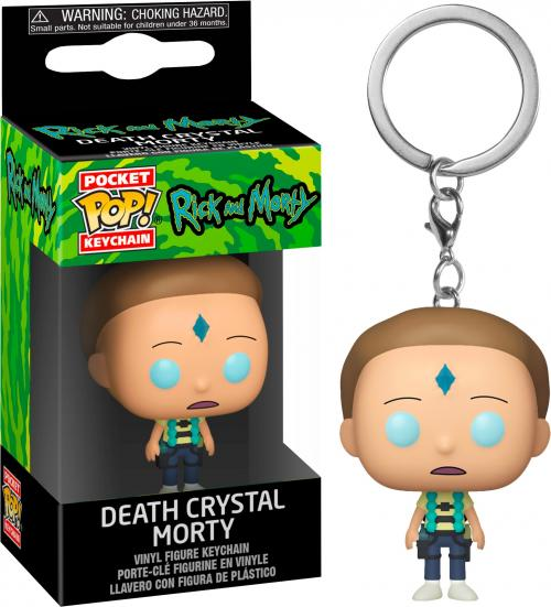 Rick And Morty : Morty NEUF Porte-Clés