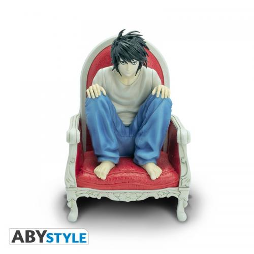 Death Note : L NEUF Figurines