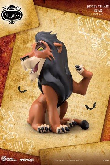 Disney : Scar NEUF Figurines