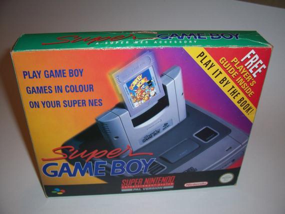 Super Game Boy OCCASION (Cartouche seule) Super nintendo