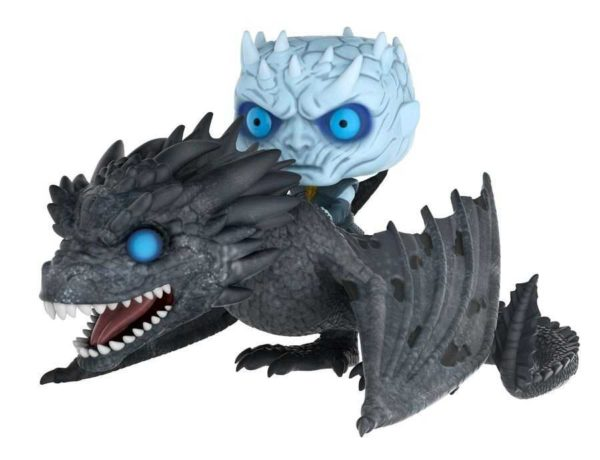 58 – Game Of Thrones : Night King & ICY Viserion NEUF Funko POP!
