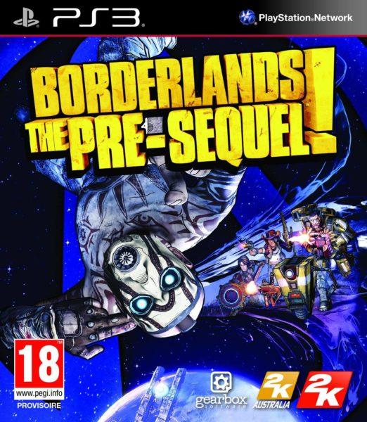 Borderlands the pre-sequel OCCASION Playstation 3