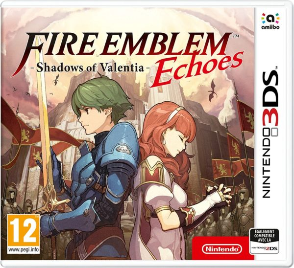 Fire Emblem Shadows Of Valentia Echoes NEUF 3DS