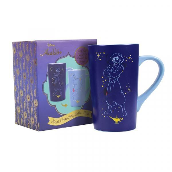Disney : Aladdin & Genie NEUF Mugs