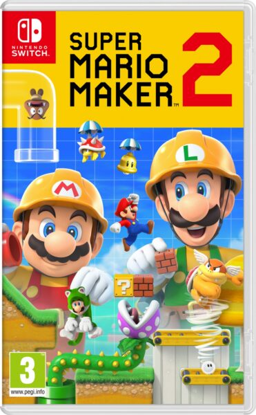 Super Mario Maker 2 NEUF Nintendo Switch