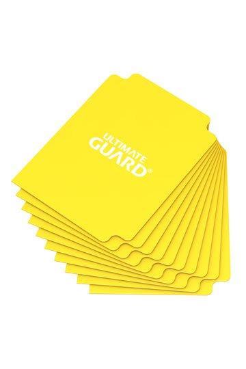 UG 10 Card Dividers Standard Jaune NEUF Accessoires