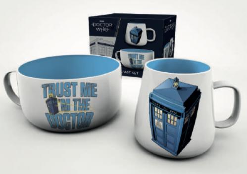 Doctor Who : Tardis NEUF Mugs