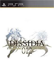Dissidia 012 Final Fantasy Legacy Edition OCCASION Playstation 1
