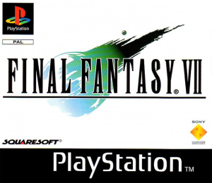 Final Fantasy 7 OCCASION Playstation 1